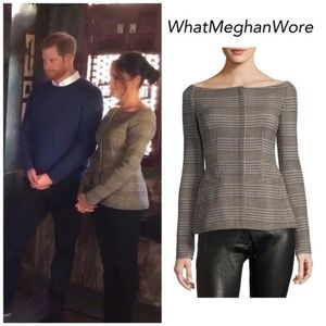 Theory Off the Shoulder Meghan Markle Blazer